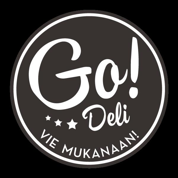 Go! Deli - vie mukanaan!